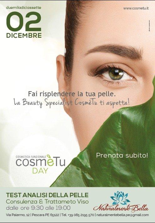 La Beauty Specialist Cosm?Tu da Naturalmente Bella a Pescara